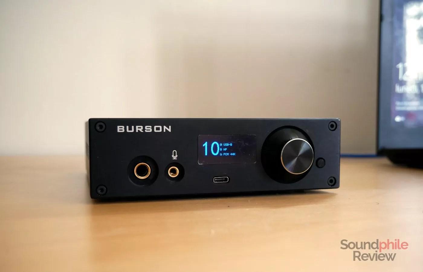 Burson Audio Playmate review