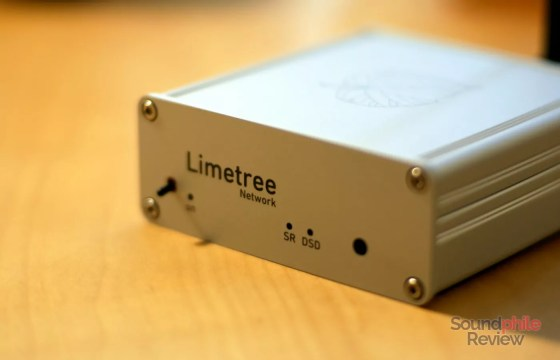 Lindemann Limetree Network unboxing