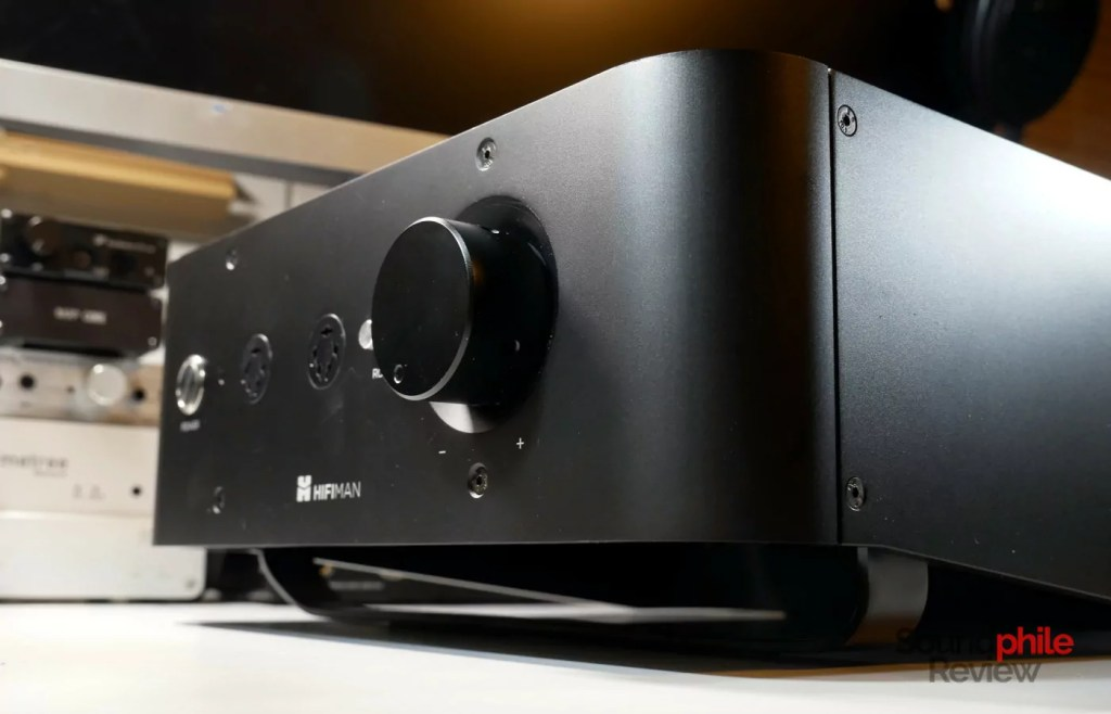 HiFIMAN Jade II amplifier