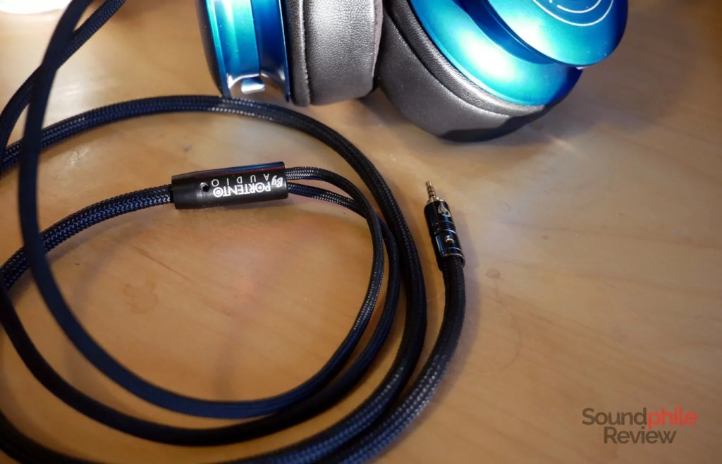 Spirit Torino Radiante cable by Portento Audio