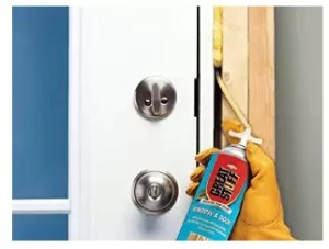 How to SoundProof Doors using Sealant