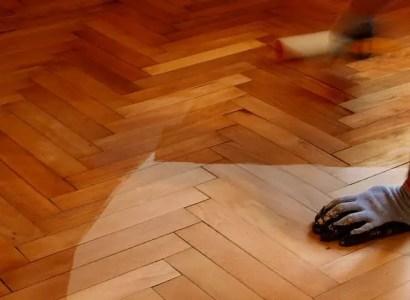 floor covering above subfloor