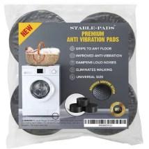 Washing machine anti vibration mat