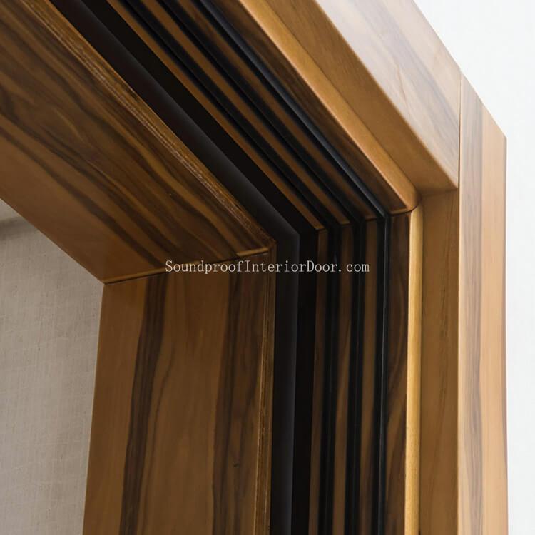 Sound Proof Wooden Doors Soundproof Interior Door