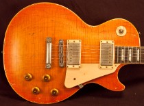 Nash Guitars Introduces Les Paul Relics