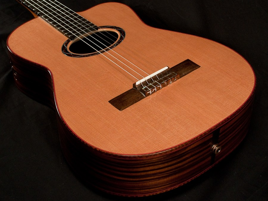 John Buscarino's Grand Cabaret Classical Guitar