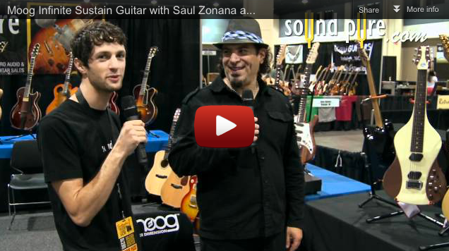 Southeastern Guitar and Amp Show 2011 with Sound Pure