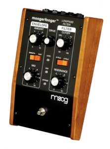 Moog MF-101 Low Pass Filter Pedal