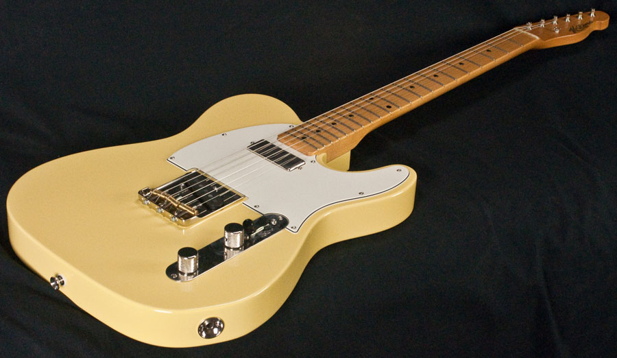 K-Line Guitars – Custom Hand Made Electric Guitars That Truly Perform