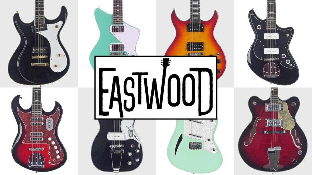 We Now Carry Eastwood Guitars!