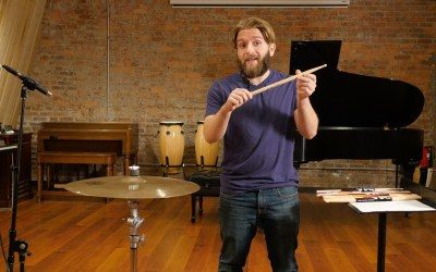 How Drumstick Tips Can Affect Your Sound