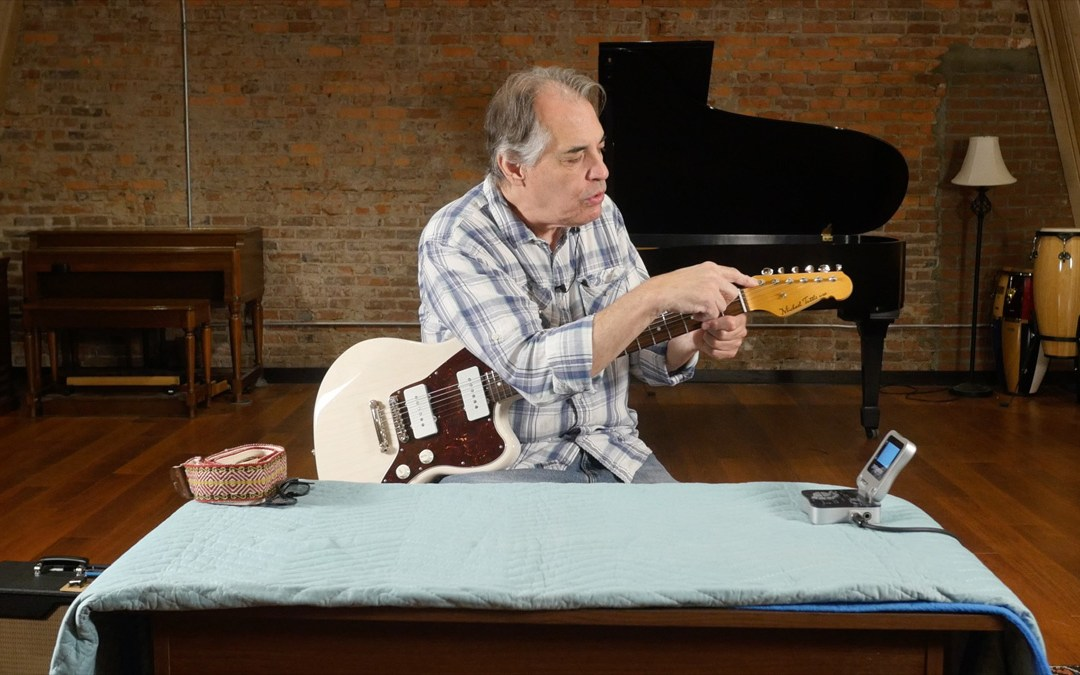 Eddie's Corner: 6 Tips For Better Guitar Tuning