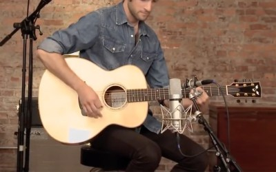 SDC vs. LDC Microphone Comparison: Miktek C5 & C7 Microphones on Acoustic Guitar