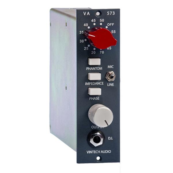 Vintech Audio 573 500-Series Mic Preamp | Soundpure com