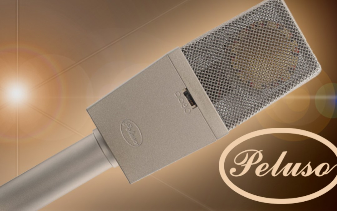 Introducing The Peluso P-414 Microphone