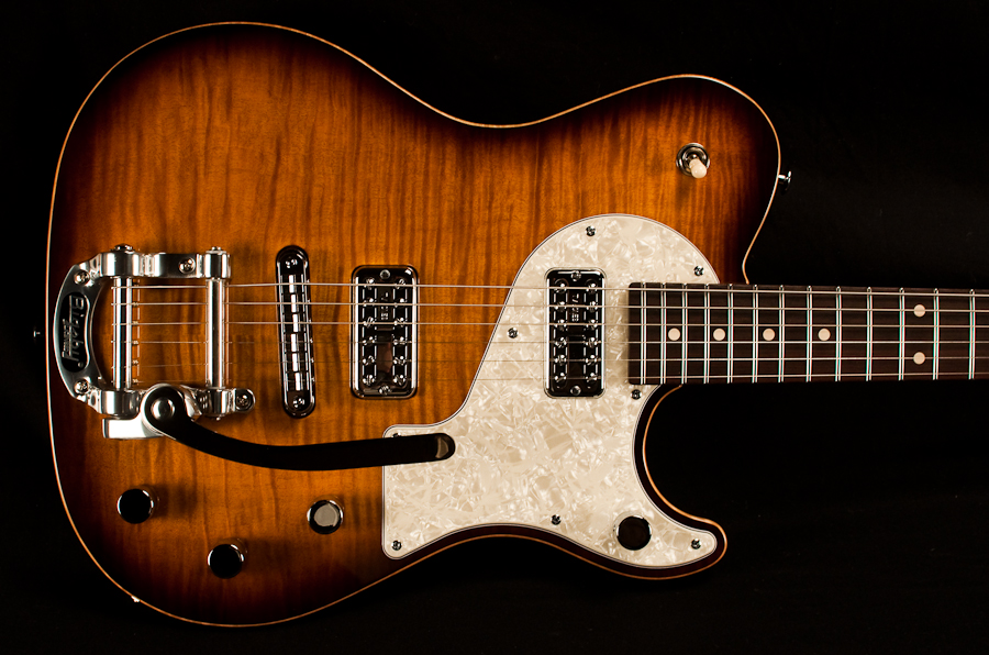 Melancon Guitars: Southern Gentleman Makes Top Notch Guitars