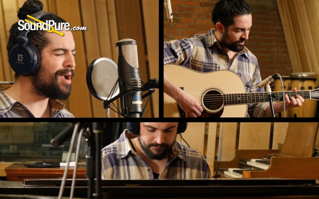 Hear It: Soyuz 013 Tube Mic on Acoustic Guitar & Piano