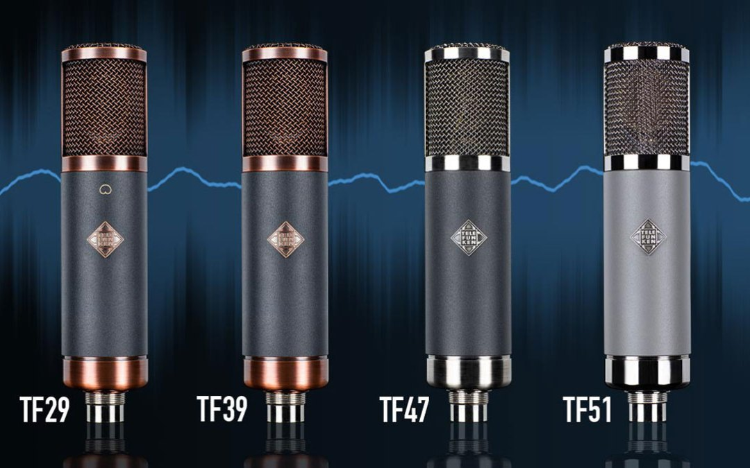 Introducing the Alchemy Series from TELEFUNKEN Elektroakustik