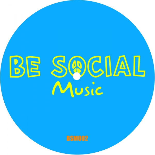 Max Chapman - Fixation EP - Be Social Music