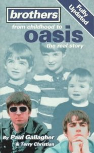 Cover of the book Brothers: From Childhood to Oasis, by Paul Gallagher