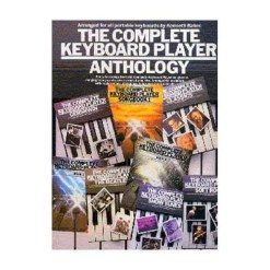 COMPLETE KEYBOARD PLAYER - ANTHOLOGY