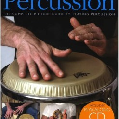Absolute Beginners Percussion Bk/Cd
