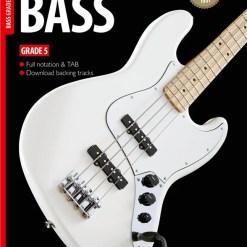 Rockschool Bass Guitar Grade 5 2012 - 2018