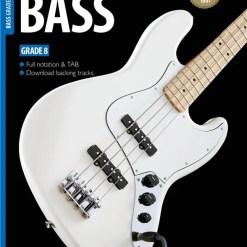 Rockschool Bass Guitar Grade 8 2012 - 2018