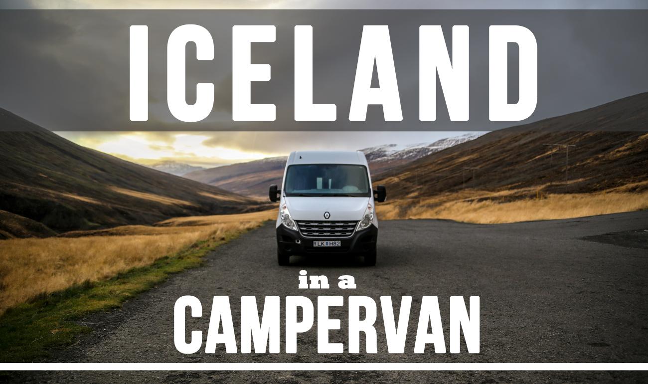 benefits of renting a campervan