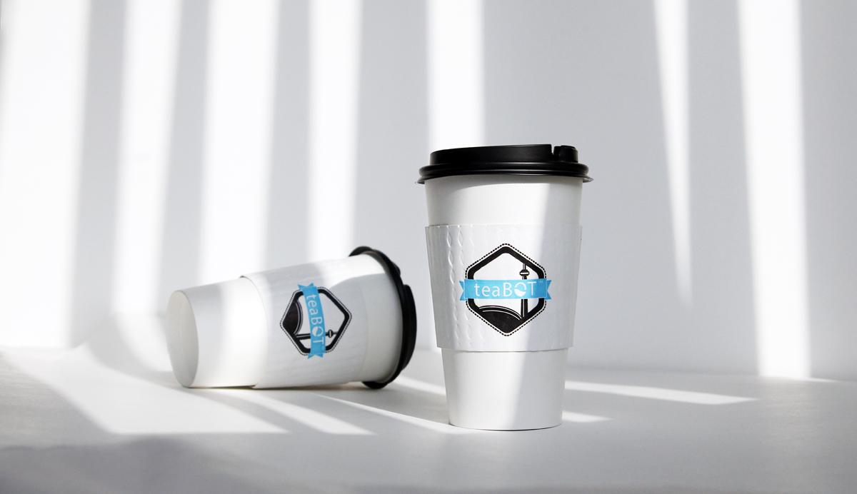 teabot cup design