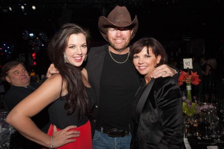 Krystal Keith, Daughter of Toby Keith, Signs with Show Dog ...