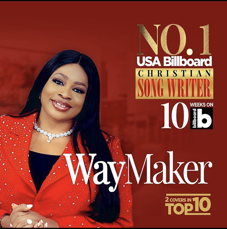 Is Sinach's Way Maker the Latest Victim of White Colonisation and Cultural Appropriation?