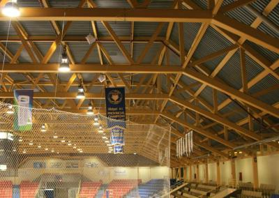 Kitimat Arena  May 2002 & May 2014