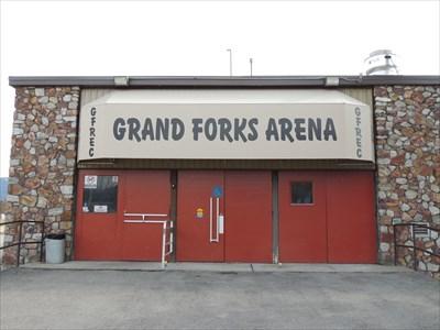 Grand Forks Arena  June 2004 & June 2014