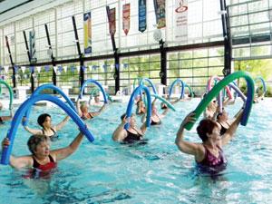 WC Blair Pool, Township of Langley