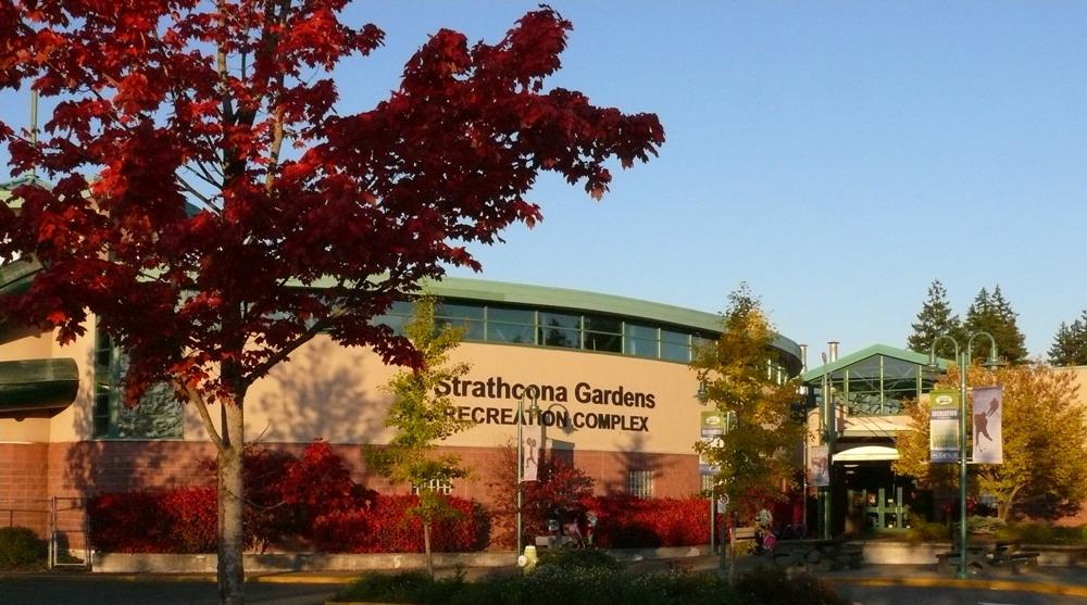 Strathcona Gardens exterior