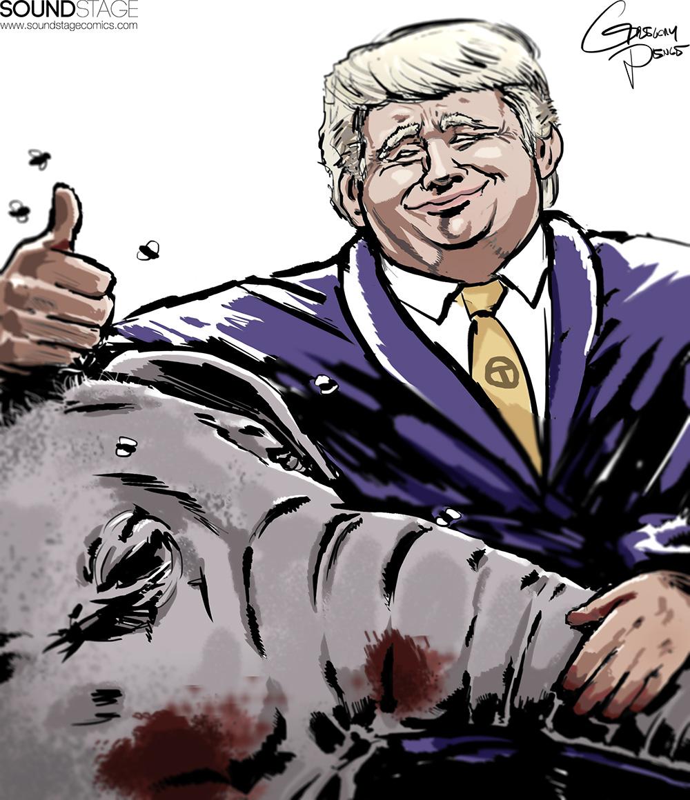 Donald Trump, GOP, Elections, America