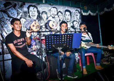 Band Bali akustik - Wedding