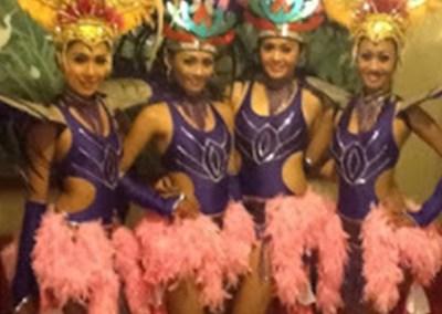Cabaret Dancer Bali 2015