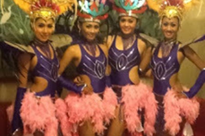 Cabaret Dancer Bali