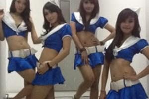 Sexy Dancer Bali 2015