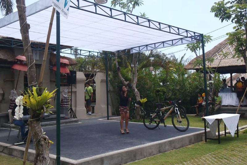 Sound System Bali Plus Organ Tunggal