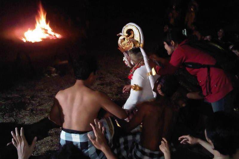 Tari Kecak Bali