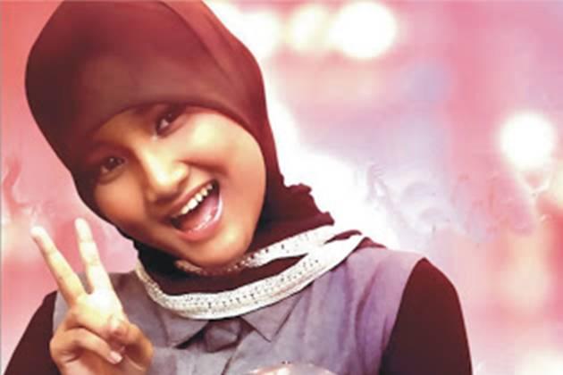 Fatin Mendapat Juara 1 Best Female Singer Asia
