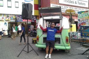 Sewa Sound System di Bali 2 Speaker Active 2015