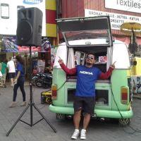 Sound System Bali Paket 2 Box Speaker Active