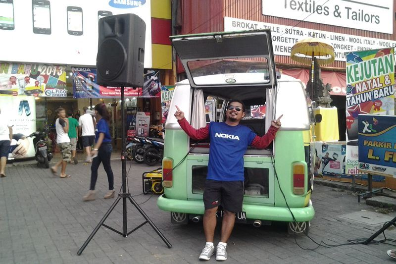 Sound System Bali Paket 2 Box Speaker Active