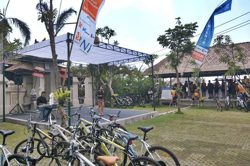 Sound Plus Single Electone Alam Puisi Villa BNI Gowes 2014