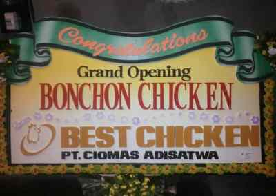 Sound System Garand Opening Bonchon Chicken - Link Bali Enterprise 6180117