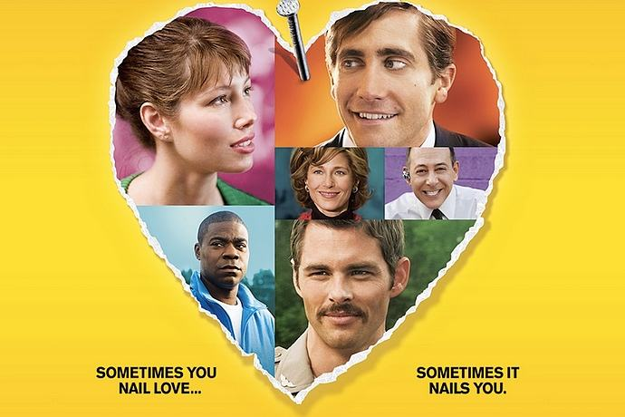 Movie poster Accidental Love